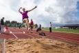 Kolmandat korda said Eesti saared kokku, et maha pidada spordivõistlusi mitmel ala. Fotod Raul Vinni