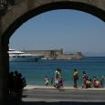 Homme algavad Rhodose saarel Kreekas XII ülemaailmsed saarte mängud. Kuigi korraldajad ise on lubanud, et mängude ajaks saab kõik korras olema, võib selle üle sügavalt kahelda.