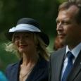 Saare maavanema Toomas Kasemaa abikaasa Kirsti Ruul-Kasemaa sai eile presidendipaari saates tuleristsed maavanema kaasana.