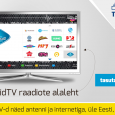 Nüüd saavad Raadio Kadit mõnusalt kuulata ka kõik Hübriid-TV kasutajad.Hübriid-TV on tasuta uutmoodi telekavaatamise võimalus, mis on kättesaadav üle Eesti kõikides uuemates nutitelerites, kui need ühendada tavalise antenni ja internetiga. […]