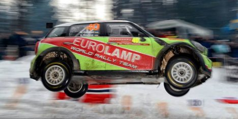 Eurolamp World Rallyteam