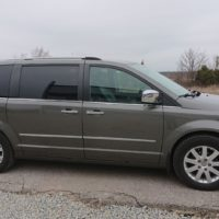 Chrysler Grand Voyager Limited STOW N GO 2.8 CRD 120kW